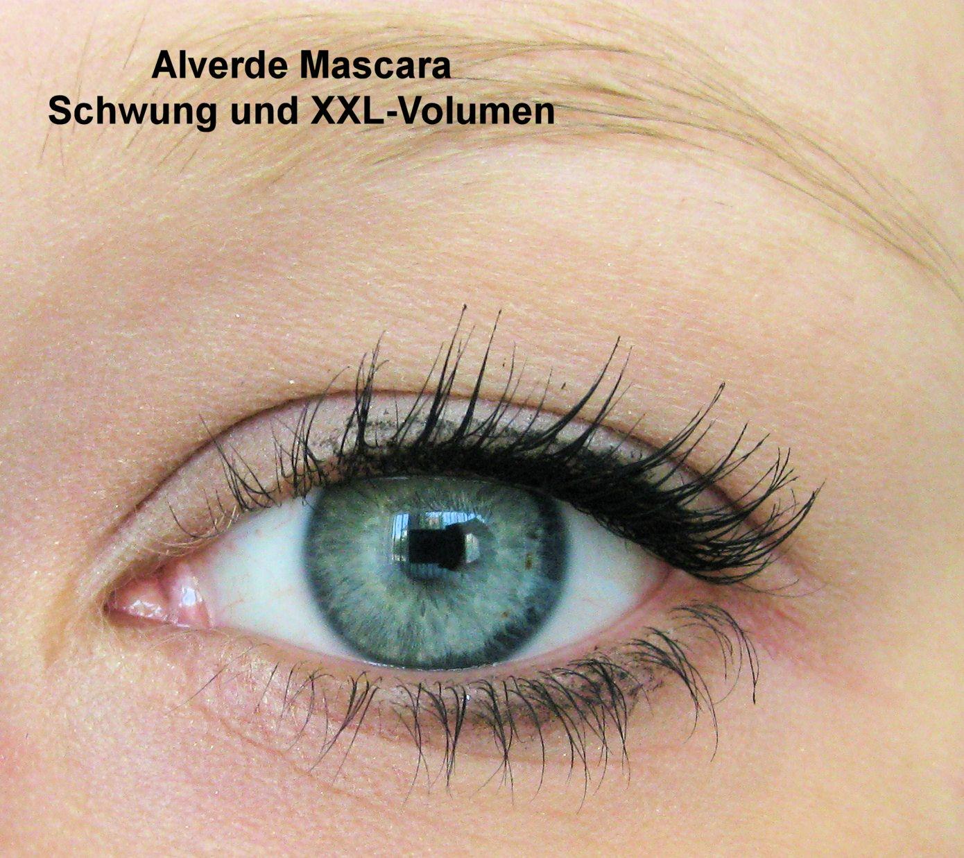 Alverde Woche Teil 7 Mascara Innenaussen