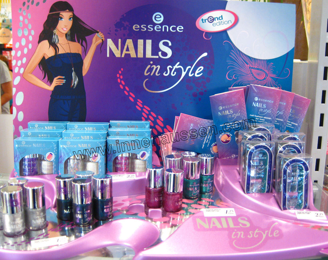 Essence LE Nails in style