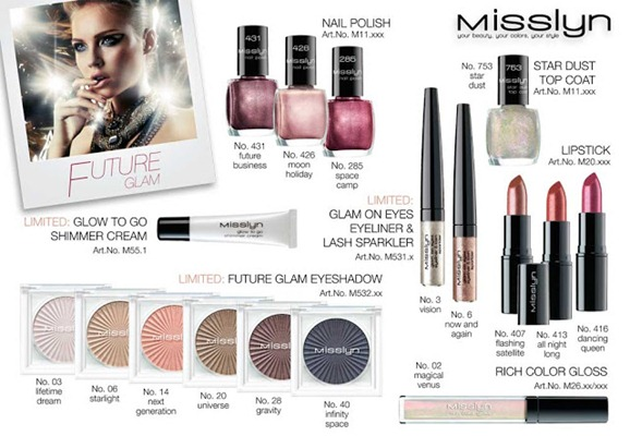 Misslyn FutureGlamProdukte