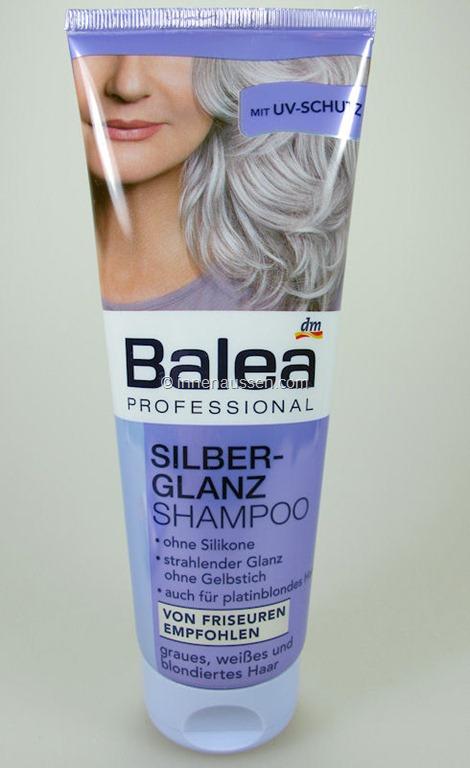 tipp f r blondsch pfe balea silber shampoo und kur. Black Bedroom Furniture Sets. Home Design Ideas
