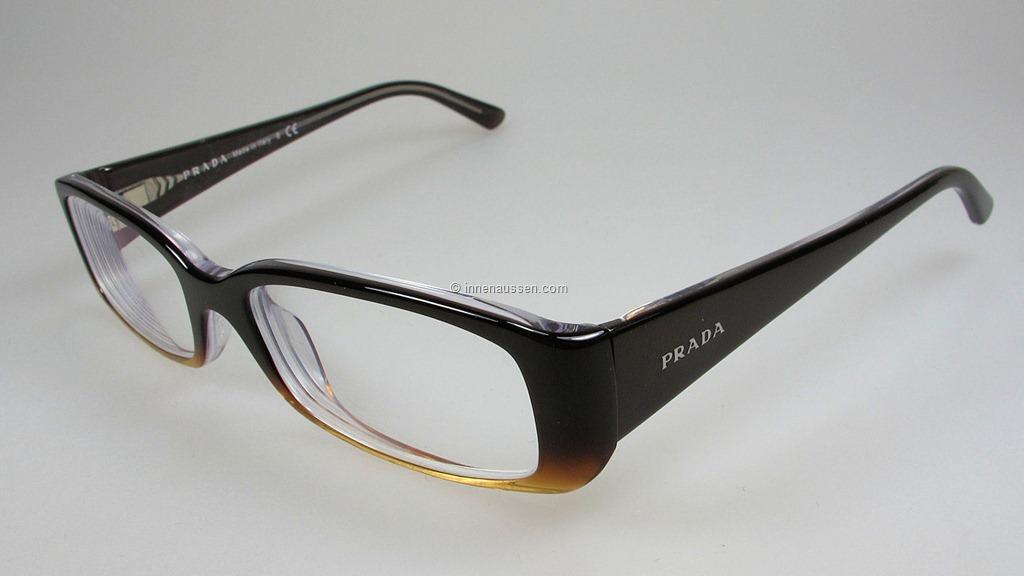 Darf ich vorstellen: meine neue Brille - InnenAussen