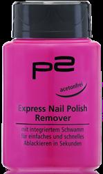 Express Nail Polish Remover