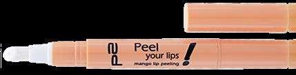 peel your lips! mango lip peeling