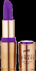 tropical cream lipstick_island_fever