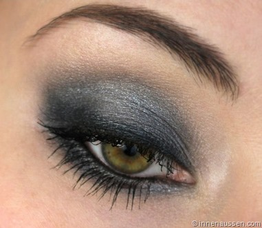 roselyns sonntag graue smokey eyes mit tutorial innenaussen. Black Bedroom Furniture Sets. Home Design Ideas