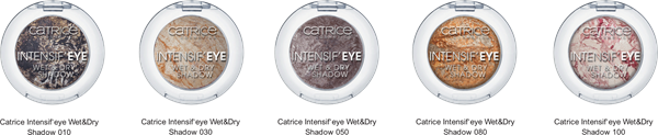 01 Leaving - Catrice Intensil Eye Wet&Dry