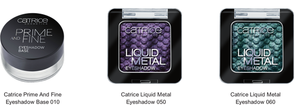 01 Leaving - Catrice Liquid Metal