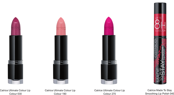 02 Leaving - Catrice Ultimate Colour Lip