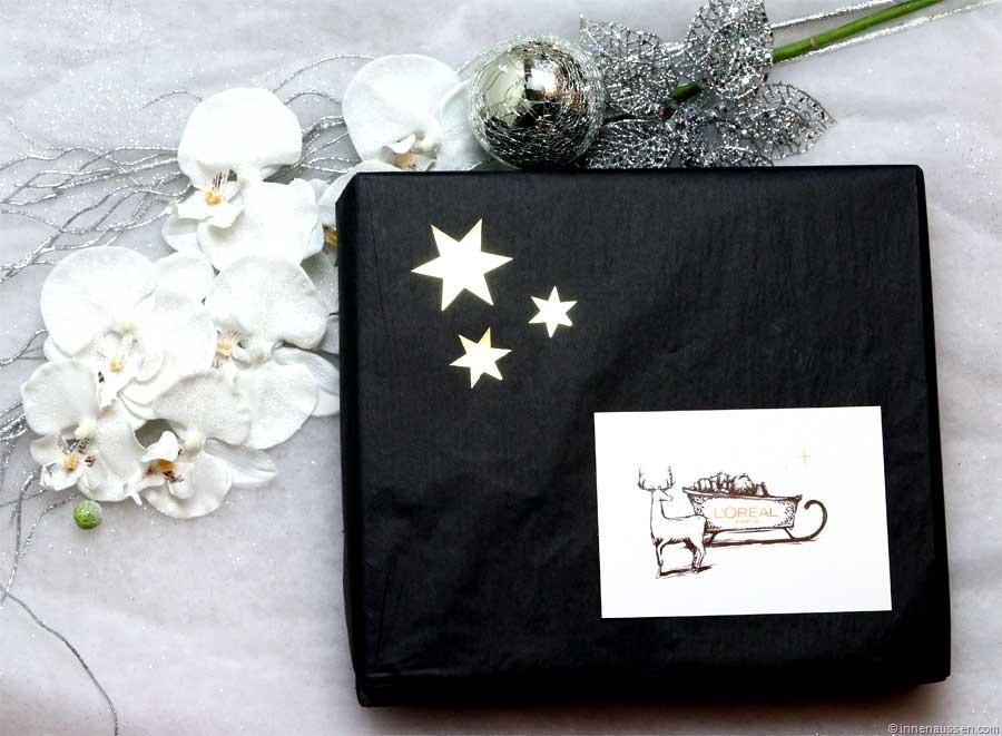 blitzgewinnspiel l oreal adventskalender color riche nagellack innenaussen. Black Bedroom Furniture Sets. Home Design Ideas