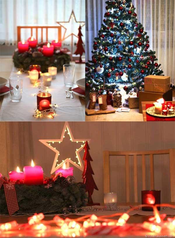 frohe weihnachten innenaussen. Black Bedroom Furniture Sets. Home Design Ideas
