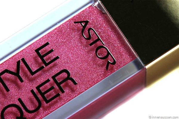 Astor Style Lip Lacquer Erfahrung