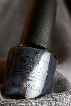 OPI Shades of Grey