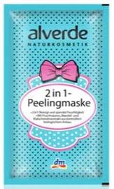 2in1-Peelingmaske-alverde-Innen-Aussen