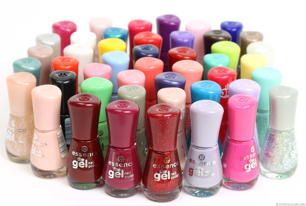 essence the gel nail polish– Details und Swatches ...