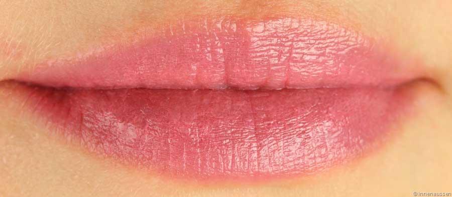 Review lancome shine lover lippenstift innenaussen