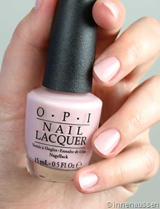 OPI-Put-it-in-neutral-Nagellack