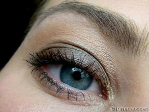 Shades of Nature tränende Augen schminken