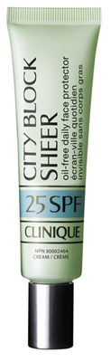 Clinique City Sheer Block 25 SPF