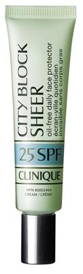 Clinique City Sheer Block 25 SPF