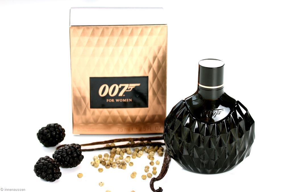 duftsamstag eau de parfum 007 for woman innenaussen. Black Bedroom Furniture Sets. Home Design Ideas
