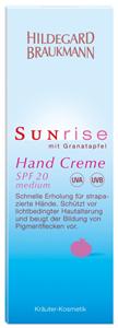 Hildegard Braukann Sunrise Handcreme SPF 20