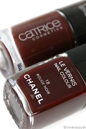 Nagellack-Chanel-Rouge-Noir-Dupe-