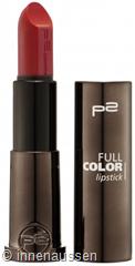 p2 Full Color Lipstick 020 InnenAussen