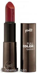 p2 Full Color Lipstick 040 InnenAussen