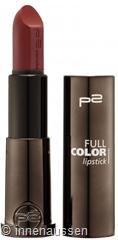 p2 Full Color Lipstick 060 InnenAussen