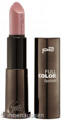 p2 Full Color Lipstick 100 InnenAussen