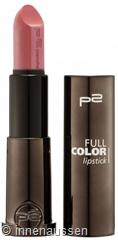p2 Full Color Lipstick 110 InnenAussen