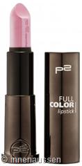 p2 Full Color Lipstick 130 InnenAussen