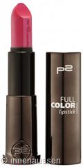 p2 Full Color Lipstick 140 InnenAussen