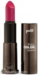 p2 Full Color Lipstick 150 InnenAussen