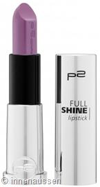 p2 Full Shine Lipstick 030 InnenAussen