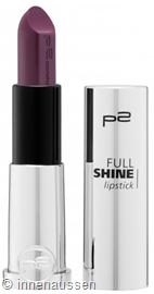 p2 Full Shine Lipstick 050 InnenAussen