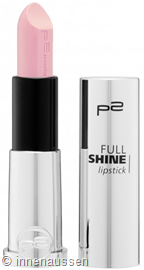 p2 Full Shine Lipstick 060 InnenAussen
