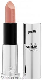 p2 Full Shine Lipstick 070 InnenAussen