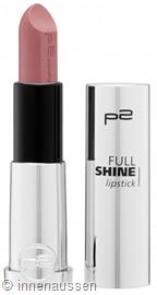 p2 Full Shine Lipstick 080 InnenAussen
