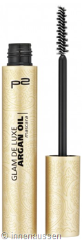p2 Glam De Luxe High Argan Oil Mascara InnenAussen