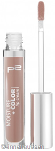 p2 Moisture Color Lip Cream 010 InnenAussen