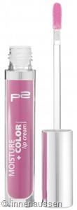 p2 Moisture Color Lip Cream 030 InnenAussen