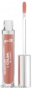 p2 Moisture Color Lip Cream 050 InnenAussen