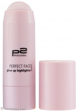 p2 Perfect Face Glow up Highlighter 010 InnenAussen