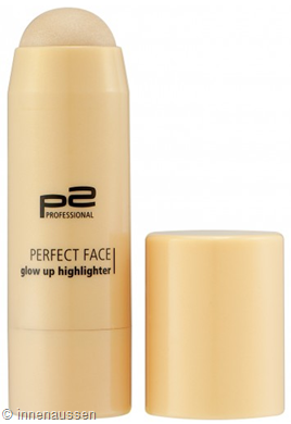 p2 Perfect Face Glow up Highlighter 020 InnenAussen