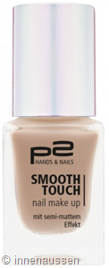 p2 Smooth Touch Nail Make Up 020 InnenAussen