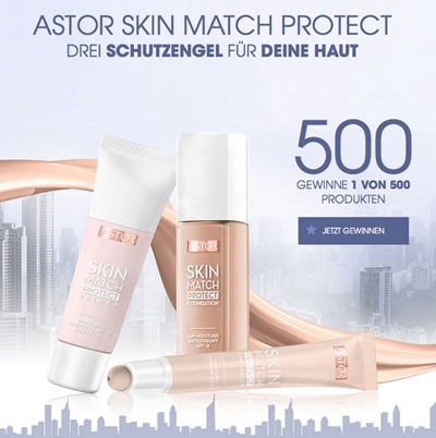 Astor-Skin-Match-Produkttest