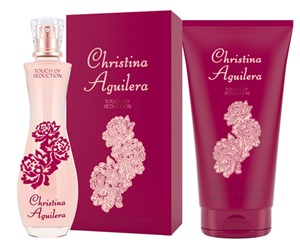 Christina Aguilera Touch of Seduction Innen Aussen Gewinnspiel