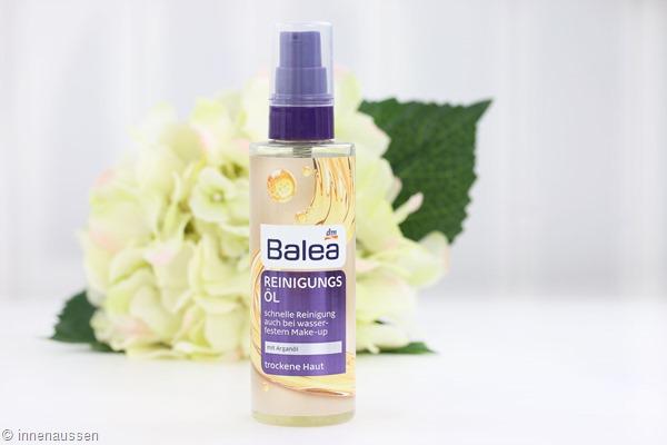 Erfahrung-Balea-Reinigungsöl
