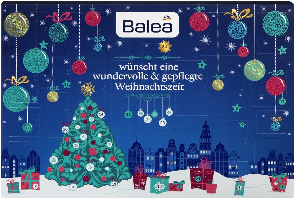 Vorschau Balea Weihnachtszeit - InnenAussen